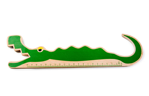 Funky Ruler Crocodile