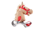 Hoppe Reiter 2.0 Horse Head Game with Knee Belt - Zeitgeist Gifts