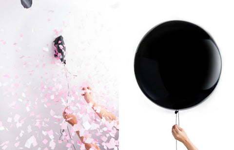 DIY Gender Reveal Confetti Balloon Kit