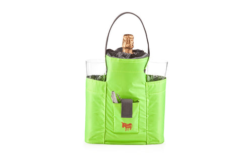 Bike Bag Lady Carrier Green