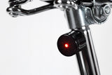 Lucetta Magnetic Bike Light LED Red & Adapter - Zeitgeist Gifts