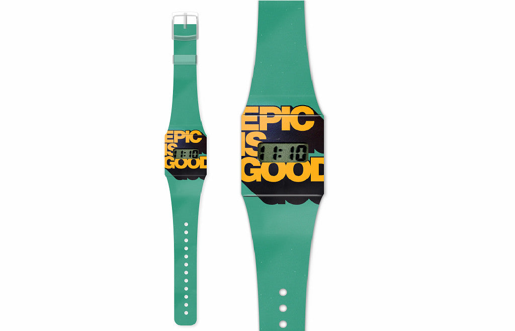 Kids Watch Made of Paper Tyvek - Epic is Good