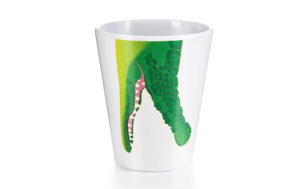 Kids Nose Mug Alligator