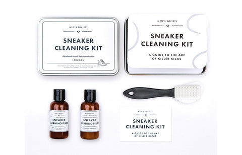 Cool Sneaker Cleaning Kit