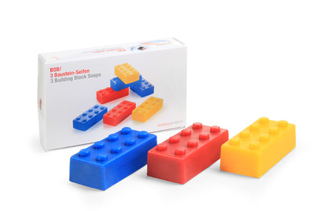 Building Block Soap Bob