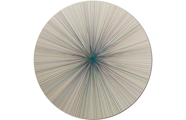 Place-Mat / Coaster Lines Fall-Multi - Zeitgeist Gifts
