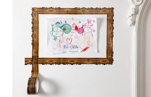 Adhesive Tape Frame it - Zeitgeist Gifts