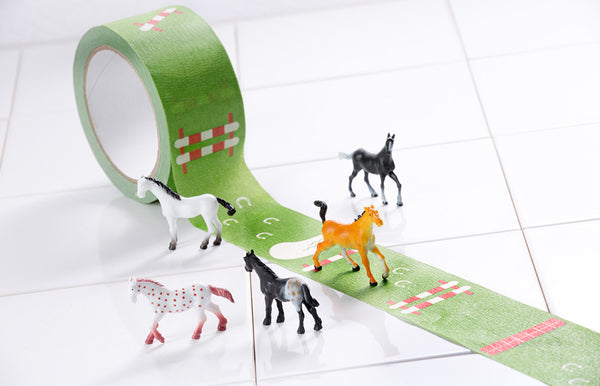 Adhesive Game Tape My First Horse Show - Zeitgeist Gifts