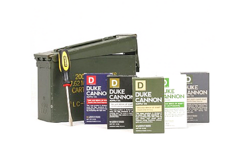 Duke Cannon - U.S. Military Field Box Soap Set