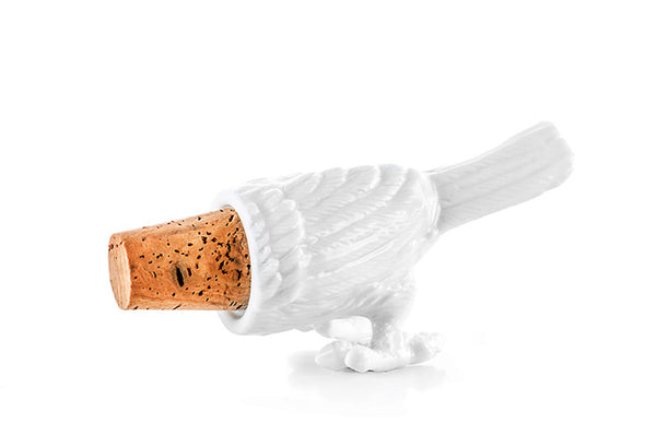 Wine Stopper Tipsy Bird - Zeitgeist Gifts