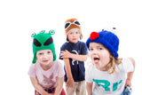 Kids Hat Alien Woolie One Size - Zeitgeist Gifts
