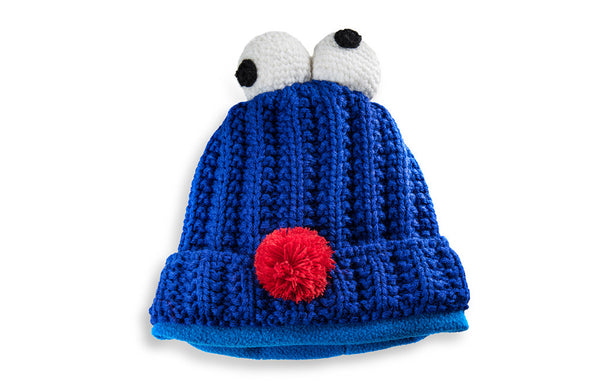 Kids Hat Woolie Monster One Size