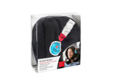 """Silent Music"" Travel Hoodie and Neck Pillow - Zeitgeist Gifts"