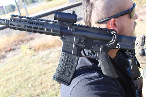 Four Great Reasons to Own an AR-15 Pistol