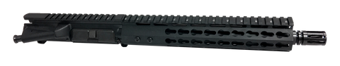 "AR-15 Upper Assembly - 10.5"" / 300 Blackout / 10"" CBC Gen 2 Keymod AR-15 Handguard / Rail - CBC INDUSTRIES"
