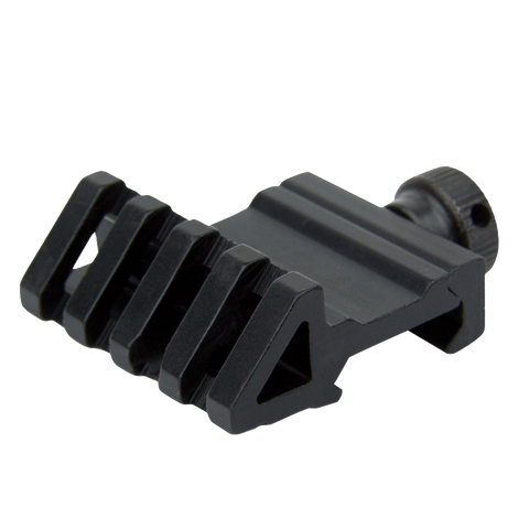 AR-15 Rail Attachment - .45 Degree Offset Picatinny