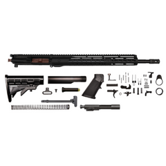 "AR-15 Grendel ""Sawman"" Rifle Kit - 18""/ 6.5 Grendel / 1:8 / 15"" Hera Arms Keymod AR-15 Handguard / Rail / Bolt Carrier Group / Charging Handle / AR-15 Buttstock Kit / AR-15 Lower Parts Kit"