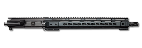 "AR-15 UPPER ASSEMBLY - 16"" / 5.56X45 / MIDLENGTH / 1:7 / 15"" CBC ARMS KEYMOD AR-15 HANDGUARD / RAIL - CBC INDUSTRIES"