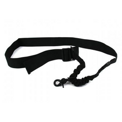 CBC Gear - Single Point Bungee Rifle Sling / Black, Apparel & Gear - CBC INDUSTRIES
