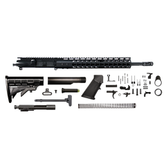 "AR-15 Rifle Kit - 16"" / 300 AAC / 1:8 / 13"" CBC Arms Gen 2 Keymod AR-15 Handguard / Rail / Bolt Carrier Group / Charging Handle / AR-15 Buttstock Kit / AR-15 Lower Parts Kit, Rifle Kit - CBC INDUSTRIES"