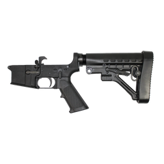 AR-15 Lower - CBC Industries Complete Lower / Grip / Adjustable Buttstock, Lower - CBC INDUSTRIES