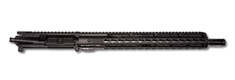 "AR-15 UPPER ASSEMBLY - 16"" / 5.56X45 / 1:7 / MIDLENGTH / 15"" HERA ARMS KEYMOD  AR-15 HANDGUARD / RAIL - CBC INDUSTRIES"