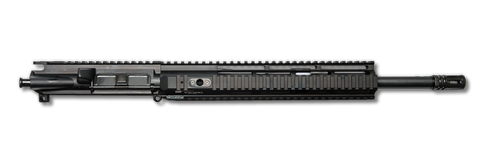 "AR-15 Upper Assembly - 16"" / 5.56 x 45 / Midlength / 1:7 / 12"" Hera Arms Quad AR-15 Handguard / Rail - CBC INDUSTRIES"