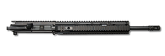 "AR-15 Upper Assembly - 16"" / 300AAC BLK / 12"" Hera Arms Quad AR-15 Handguard / Rail - CBC INDUSTRIES"
