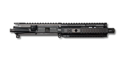 "AR-15 UPPER ASSEMBLY - 7.5"" / 5.56 X 45 / 7"" HERA QUAD AR-15 HANDGUARD / RAIL - CBC INDUSTRIES"
