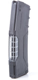 AR-15 Magazine - 30 Round / Transparent Window / Hera Arms Gen 2 / Black, Magazine - CBC INDUSTRIES