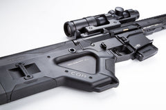AR-15 Buttstock - Hera Arms CQR Buttstock / Black / California Compliant, Buttstock - CBC INDUSTRIES