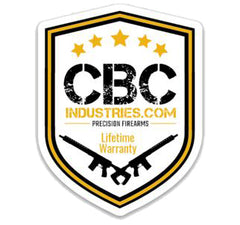 CBC Industries Logo Sticker