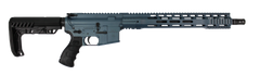AR-15 Complete Rifle - CBC Industries Limited Edition Blue Titanium Rifle, Rifle - CBC INDUSTRIES
