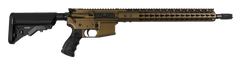 AR-15 Complete Rifle - CBC Industries Limited Edition Burnt Bronze Rifle / .223 | 5.56 / CBC Compensator / Sopmod Buttstock, Rifle - CBC INDUSTRIES