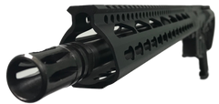"AR-15 UPPER ASSEMBLY - 16"" /5.56 or 7.62 or 300 AAC Blackout / 15"" CBC KEYMOD TRI TAC AR-15 HANDGUARD / RAIL, Upper Receiver Assembly - CBC INDUSTRIES"