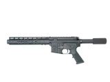 AR-15 Complete Pistol with Hera Arms Linear Comp - CBC Industries Pistol CBCP3, Rifle - CBC INDUSTRIES