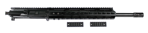 "AR-15 UPPER ASSEMBLY - 16"" / 7.62 x 39 / 12"" CBC ARMS TAC BL KEYMOD AR-15 HANDGUARD / RAIL / Keymod Attachment"