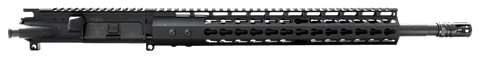 "AR-15 Upper Assembly - 16"" / 300 Blackout / 13"" CBC Arms Keymod GEN 2 AR-15 Handguard / Rail - CBC INDUSTRIES"