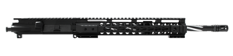 "AR-15 Upper Assembly - 16"" / .223/5.56 / SS / Bear Claw / 12"" CBC Keymod AR-15 Handguard / Rail - CBC INDUSTRIES"