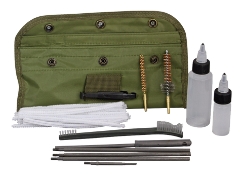 CBC Gear - 28 pc Gun Cleaning Kit with Case
