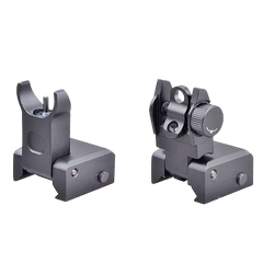 AR-15 Sights - Iron Sight / Flip Up / AR-15 Iron Sight