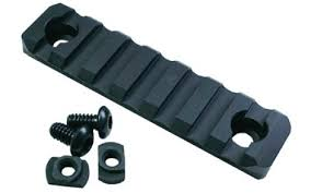 AR-15 Rail Attachment - CBC Aluminum Rail Section with M-Lock Interface