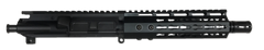 "AR-15 UPPER ASSEMBLY - 7.5"" / .223/5.56 / 7"" CBC KEYMOD Gen 2 AR-15 HANDGUARD / RAIL - CBC INDUSTRIES"