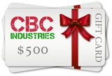 Gift Card - CBC INDUSTRIES