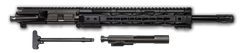 "AR-15 Complete Upper Assembly - 16"" / 7.62 X 39 / 1:10 / 12"" CBC Arms Keymod AR-15 Handguard / Rail with BCG & CHH, Upper Receiver Assembly - CBC INDUSTRIES"