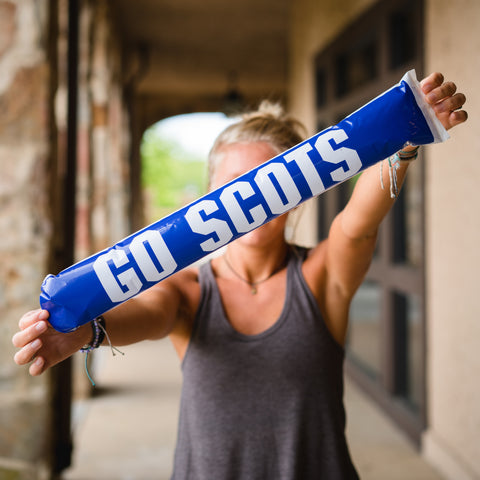 """Go Scots"" Inflatable Bam Bam Sticks"