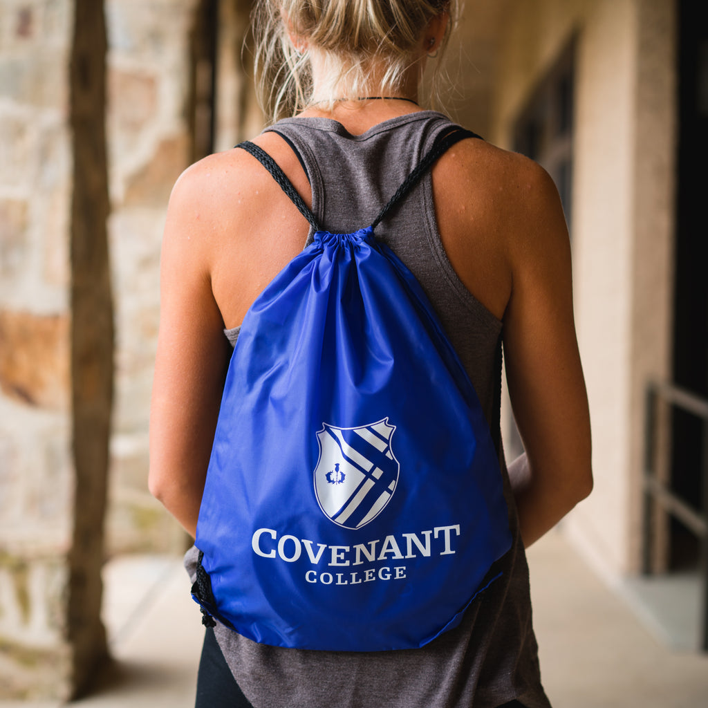 Covenant College Drawstring Bag