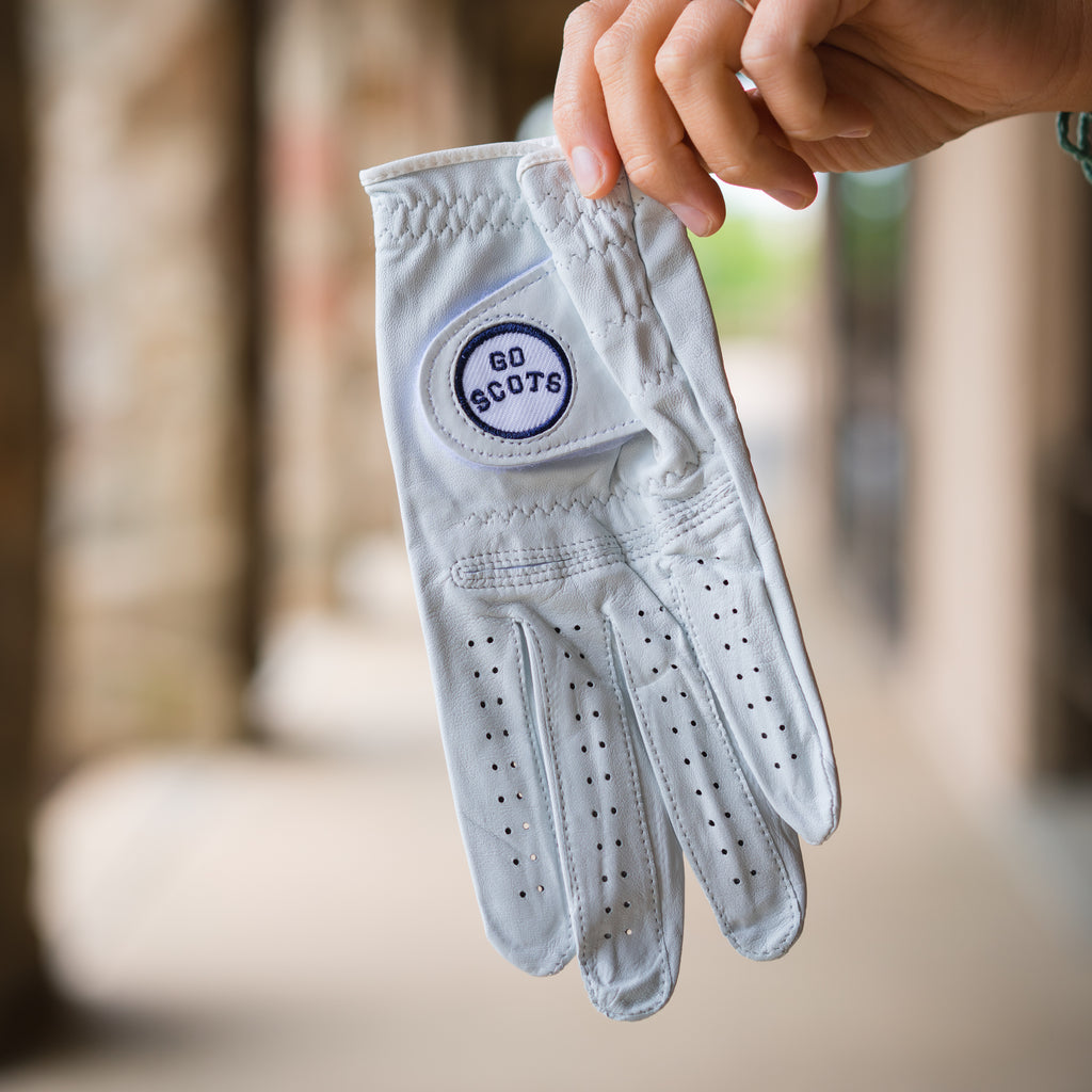 Men's Left Scots Golf Glove