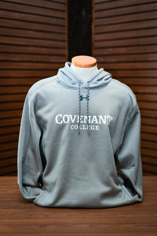Covenant College Under Armour Grey Hoodie