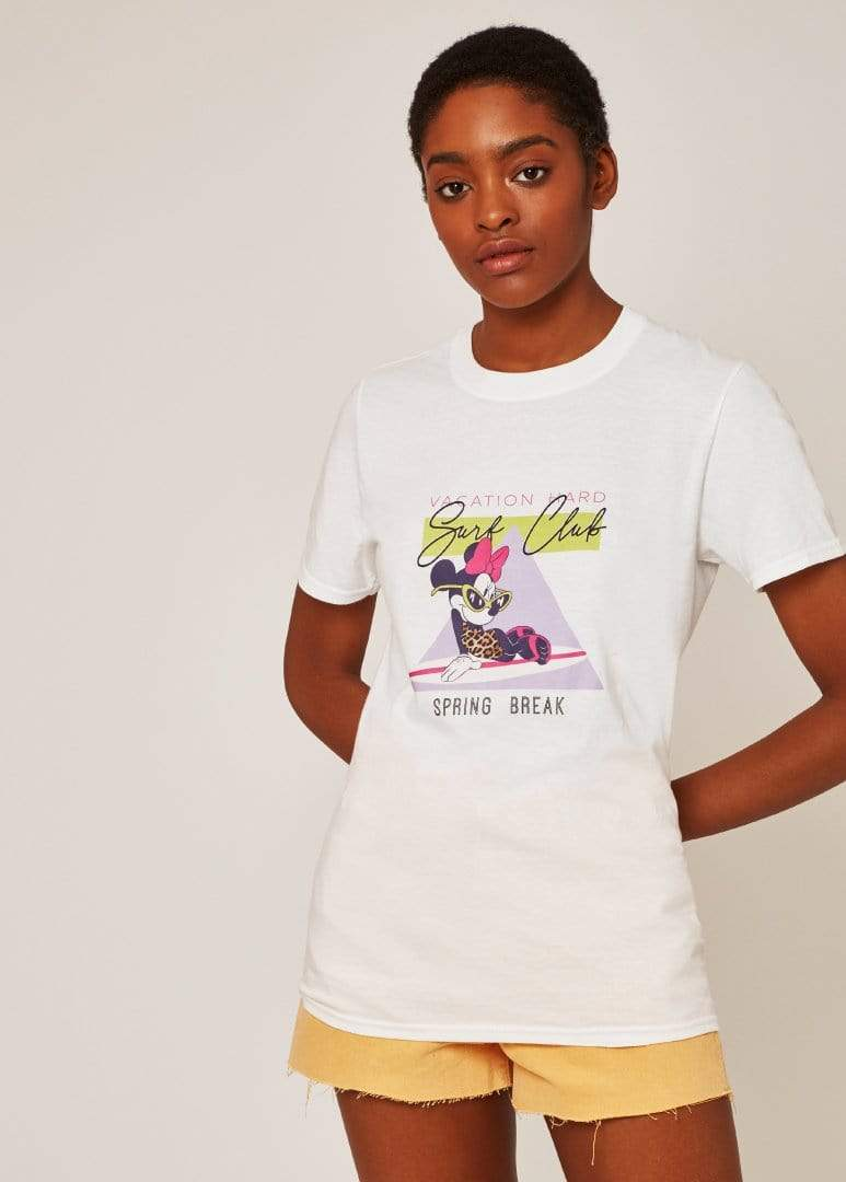 Disney x Skinnydip Surf Club Minnie T-Shirt